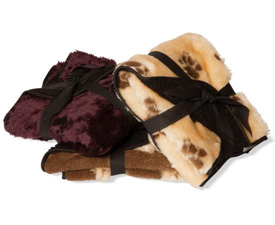 Danish Design Fur Paw Throw  4 - £22.80