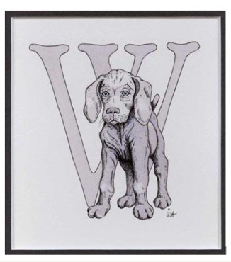 Weimaraner Tails by Cindy Lou Heys 2 - £5.99