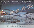 The Night Before Christmas by William Wegman  2 - £43.00