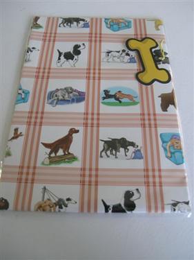 Gundog / Hounds Wrapping Paper 2 - £2.50