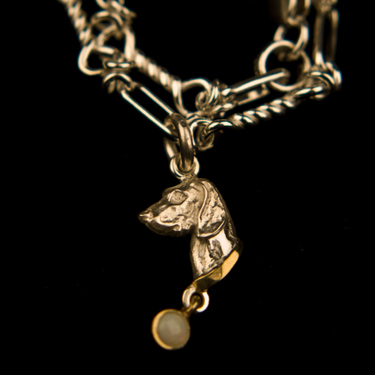 Stone Set Pendant Charm *ONLY*  (Please allow 28 days) 7 - £99.95