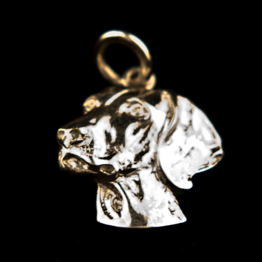Large Head Pendant - Sterling Silver 4 - £44.99