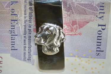 Money Clip - Sterling Silver  (Please allow 28 days) 2 - £55.99