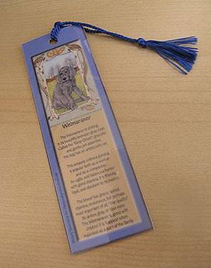 Mary Badenhop design Bookmark 1 - £3.00