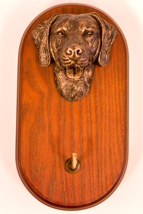 Weimaraner Dog Lead Holder 3 - £15.00