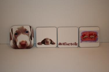 Penhaligon Pets Coaster - Single 2 - £3.50