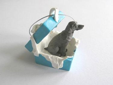 Weimaraner Gift Box - Blue 3 - £7.50