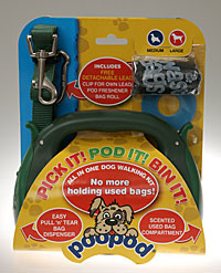 Poopod in Country Green 5 - £12.99