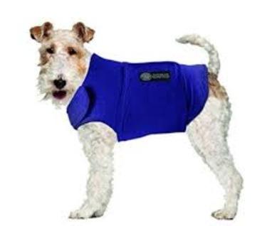 American Kennel Club Calming Coat - PINK, BLUE, GREY 7 - £26.00