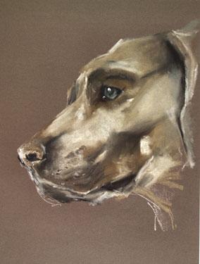 Head study by Ian Mason 3 - £39.00