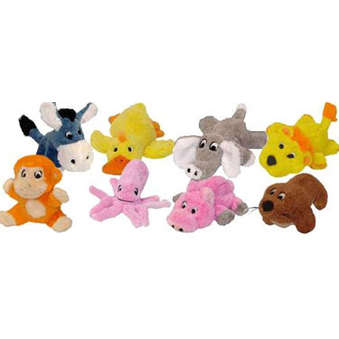 Pip Squeak Puppy Toy 4 - £4.25