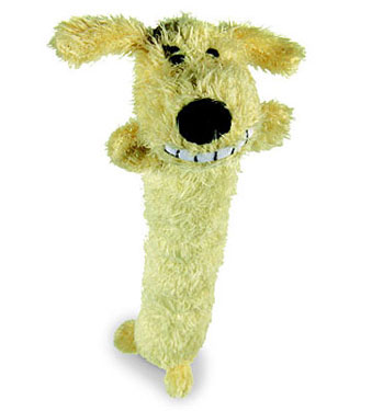 Loofah Dog - Cream only available 3 - £4.99