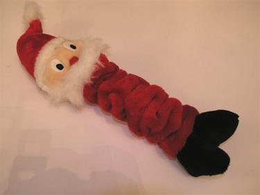 Santa Bungee toy 3 - £6.50