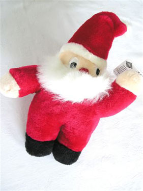 Talking Santa Toy 2 - £6.50