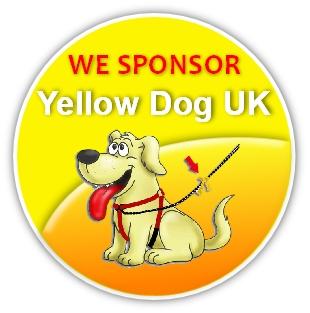 We sponsor Yellow Dog
